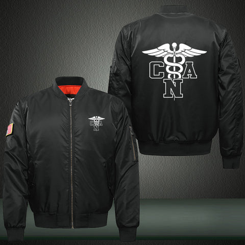 CNA Nurse Bomber Jacket