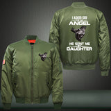 Angel Daughter Bomber Jacket