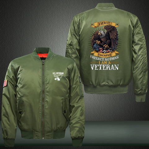 USA Veteran Bomber Jacket