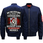 Canadian Bomber Jacket