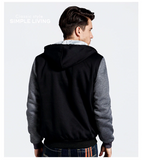 Grey Fleece Jacket