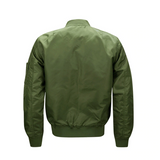 Green Bomber Jacket (Customize)