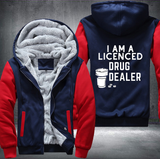 Pharmacy Fleece Hoodie