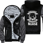 Nurse Fleece Jacket