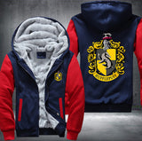 Harry Potter House Fleece Jacket