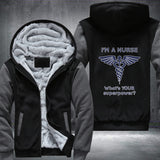Nurse Super Powers Hoodie