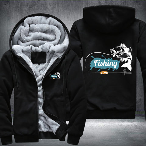 Fishing Club Fleece Jacket