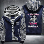 Mother Fleece Hoodie