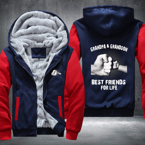 Grandpa & Grandson Fleece Jacket