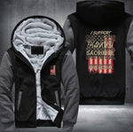 USA Freedom Fleece Jacket