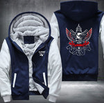 Navy Fleece Jacket