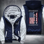 USA Fleece Jacket