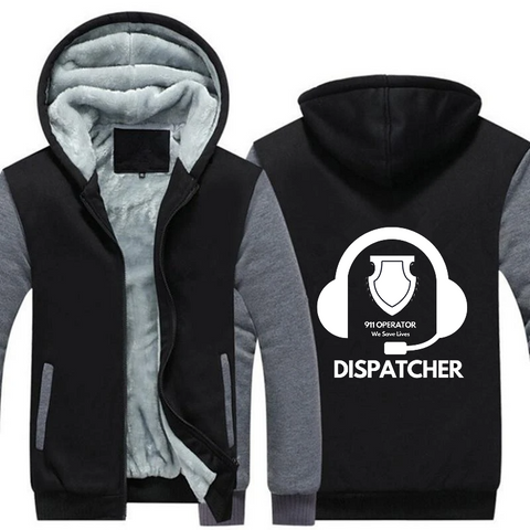 Dispatcher Fleece Hoodie