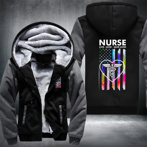 Nurse Live Love Jacket