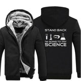 Science Fleece Jacket