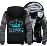 QUEEN / KING Luminous Hoodie