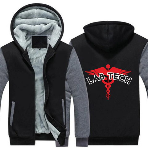 Lab Tech Fleece Hoodie
