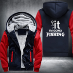 I'm Going Fishing Jacket