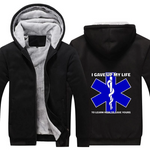 EMT Save Your Life Hoodie