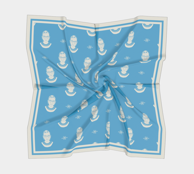 Ruth Bader Ginsburg Silk Scarf - The National Memo