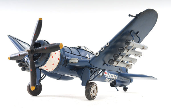 1944 F4U-4 Corsair Model Airplane
