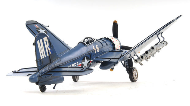 1944 F4U-4 Corsair Model Airplane - The National Memo