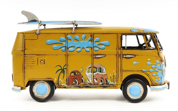 1967 Volkswagen Deluxe Bus Model Vehicle - The National Memo