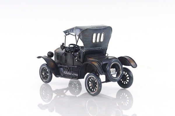Black Ford Model T Model Car