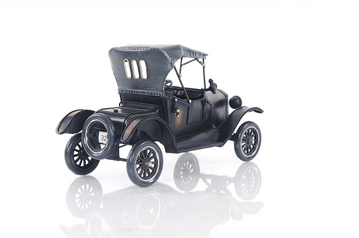 Black Ford Model T Model Car - The National Memo