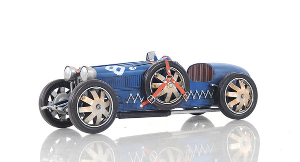 Bugatti Type 35 Model Car