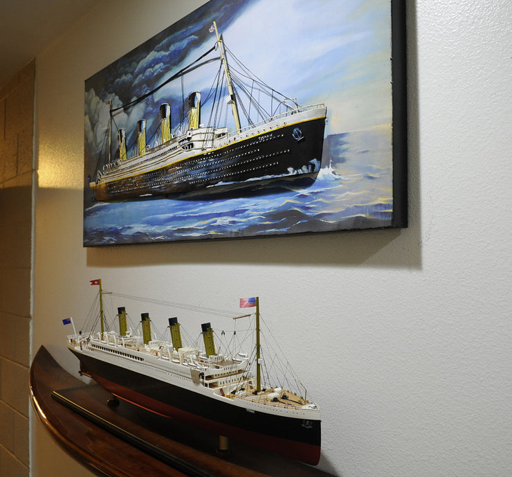 3D Titanic Painting - The National Memo