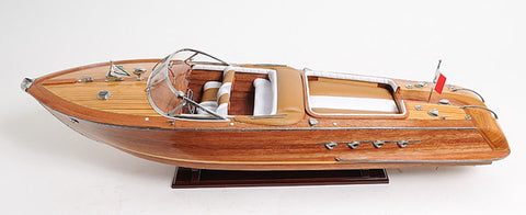 Aquarama Model Ship