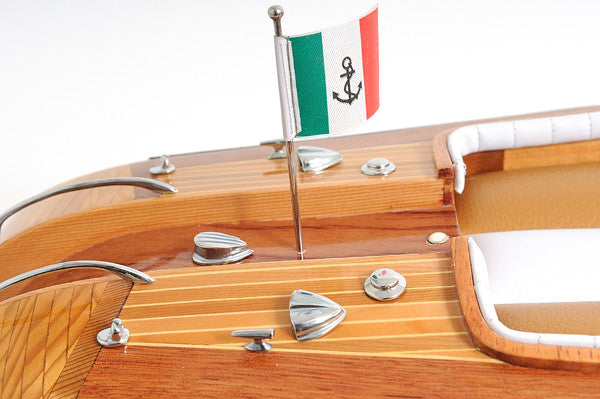 Aquarama Model Ship - The National Memo