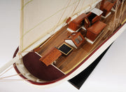 "Wander Bird Model Ship, 38"" - The National Memo"