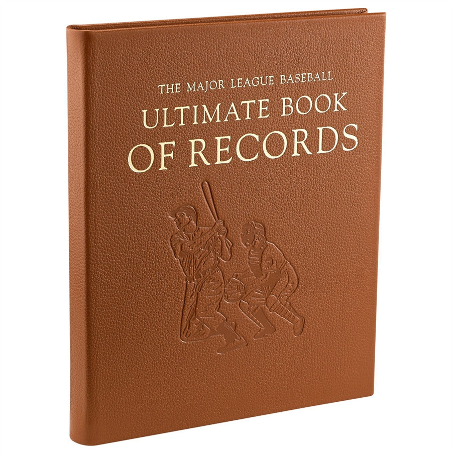 The Major League Baseball Ultimate Book of Records - The National Memo