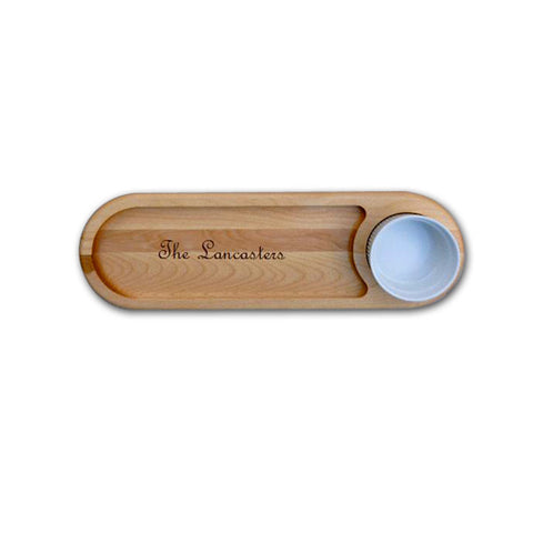 Personalized Dipping Board