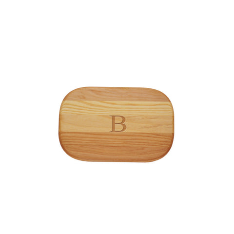 Small Custom Monogrammed Cutting Board