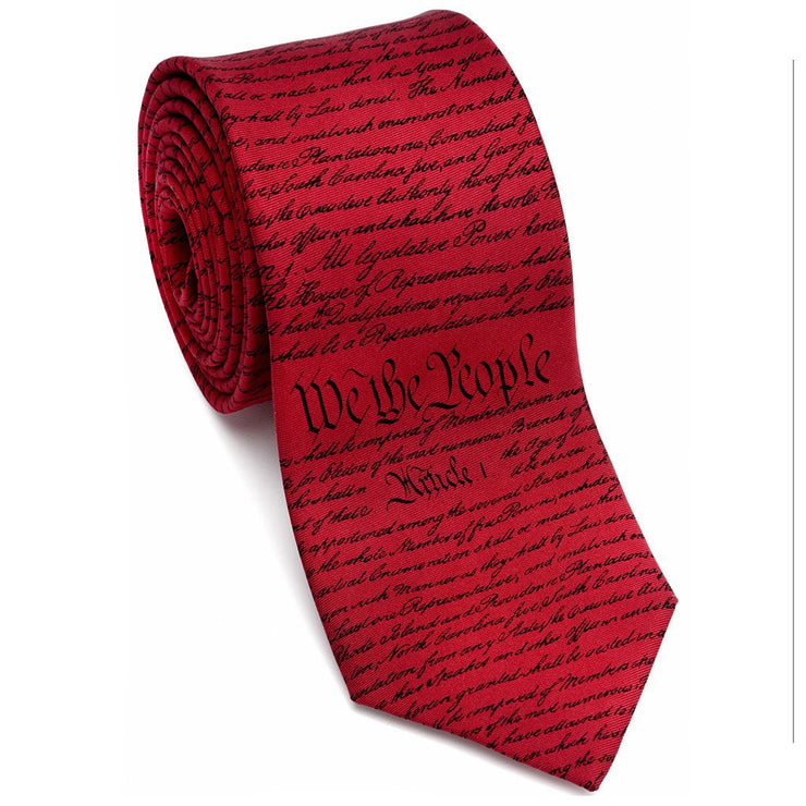 Constitution Tie - The National Memo