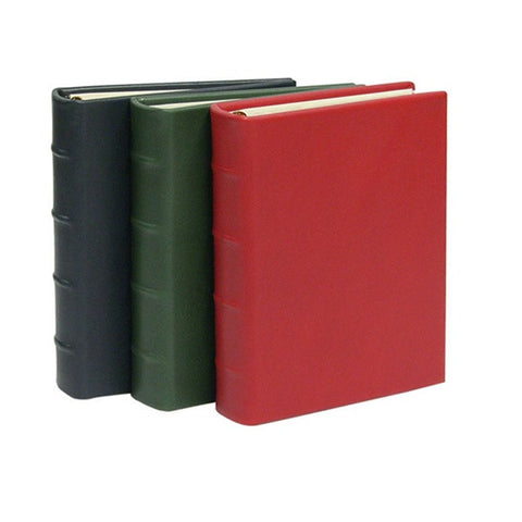 "Leather photo album 8"" x 9½"" - The National Memo"