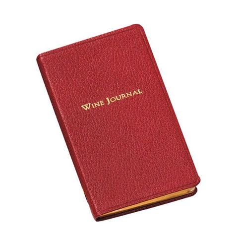 Leather Wine Journal - The National Memo