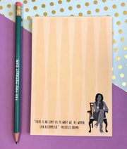 Michelle Obama Notepad - The National Memo