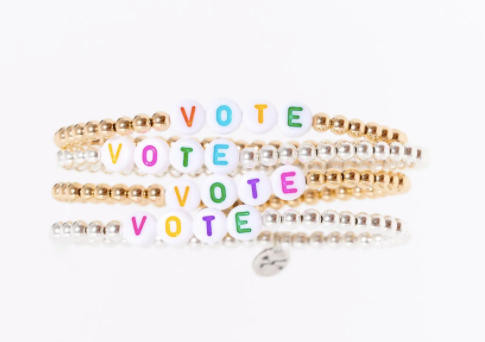 Vote Bracelet - The National Memo
