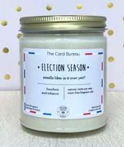 Election Season - is it over yet? Candle - The National Memo