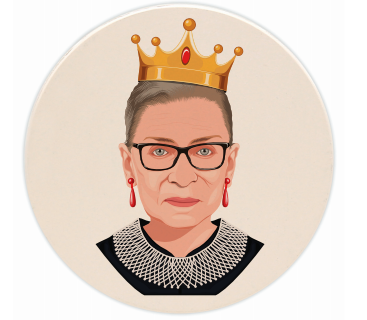 The Real RBG Stone Coasters - The National Memo