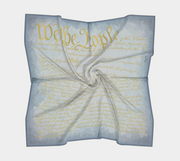 Constitution Silk Scarf Square - The National Memo