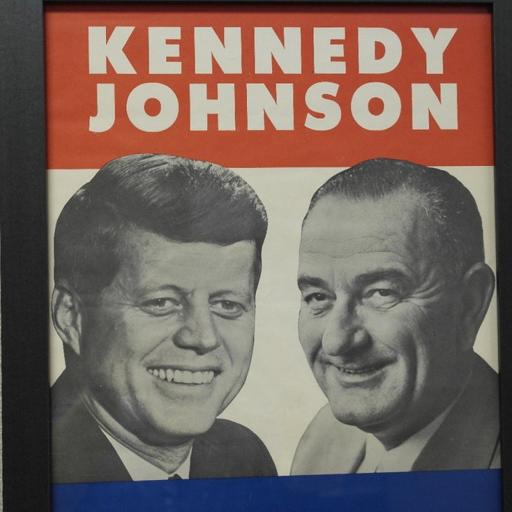 John F. Kennedy 1960 Campaign Poster - The National Memo