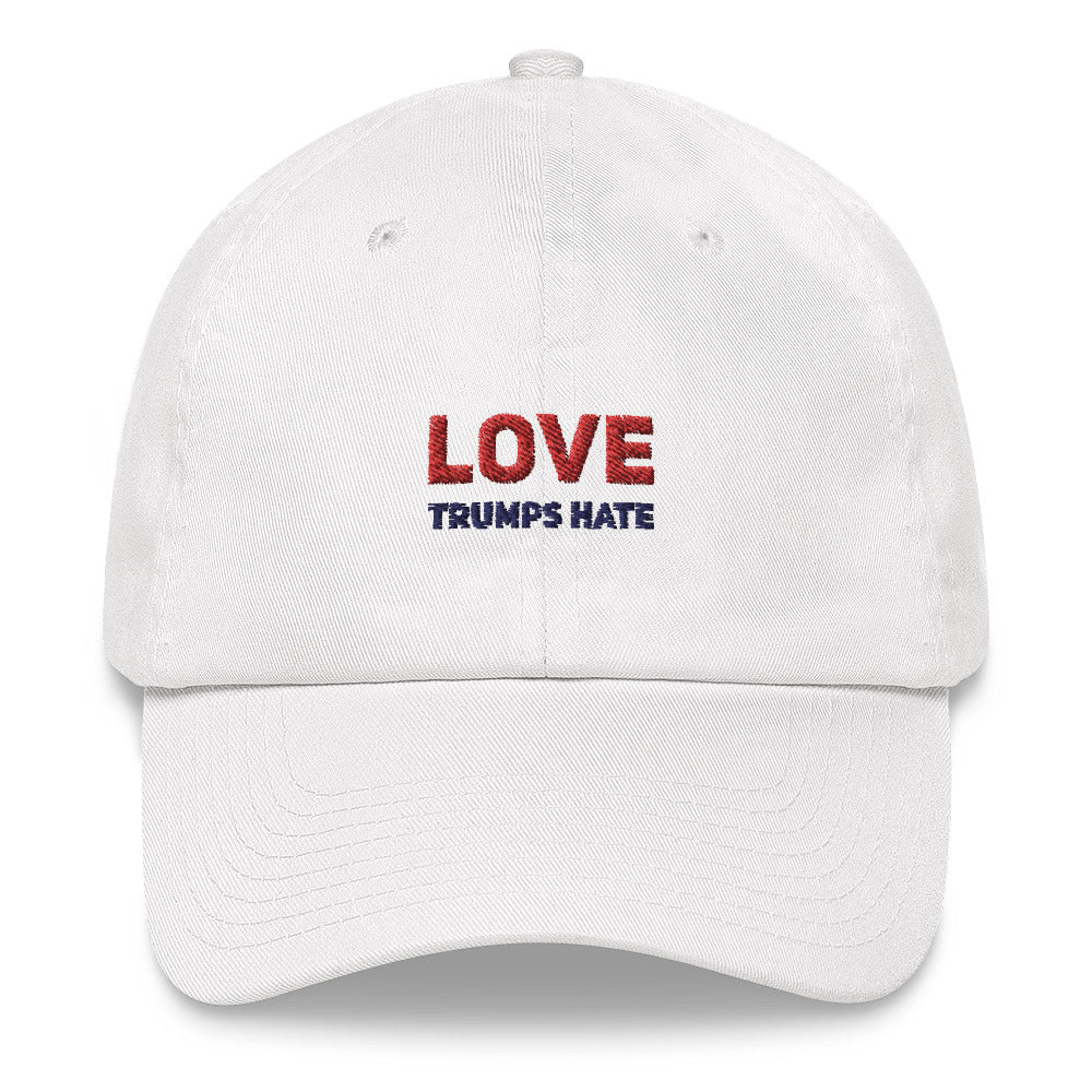 Love Trumps Hate hat - The National Memo