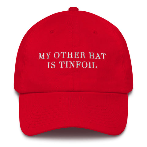 My Other Hat is Tinfoil Cotton Cap - The National Memo