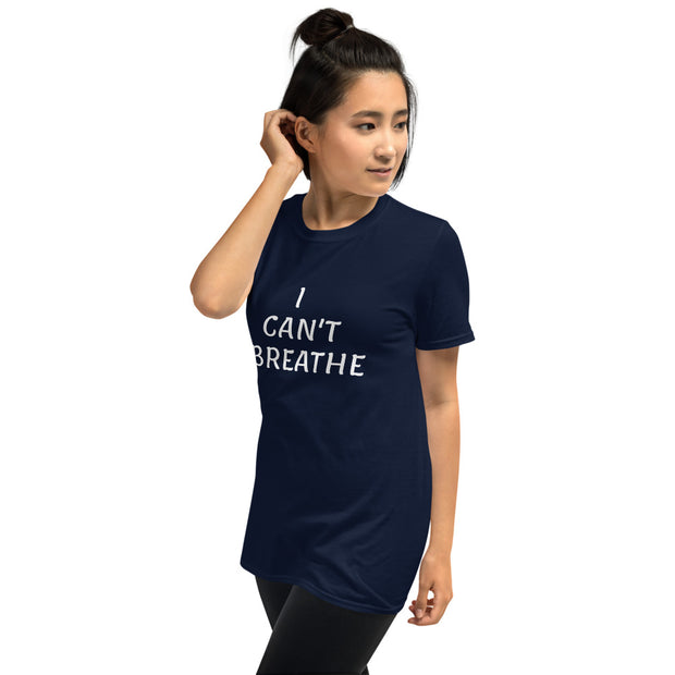I Can't Breathe Short-Sleeve Unisex T-Shirt - The National Memo