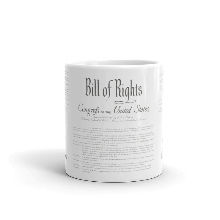 Bill of Rights Mug - The National Memo